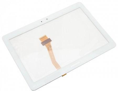 Тачскрин для Samsung N8000/P5100/P5110 Белый