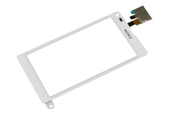 Тачскрин для Sony C2105 (L) Белый