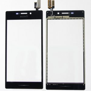 Тачскрин для Sony D2303/D2302 (M2/M2 Dual) Черный