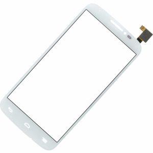 Тачскрин для Alcatel OT-7041D Белый