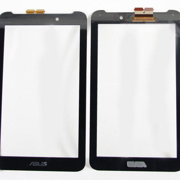 Тачскрин для Asus Fonepad 7 K012 (FE170CG) / MemoPad 7 (ME170) Черный