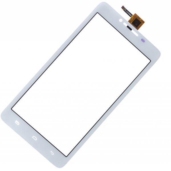 Тачскрин для Fly IQ4601 (Era Style 2) Белый
