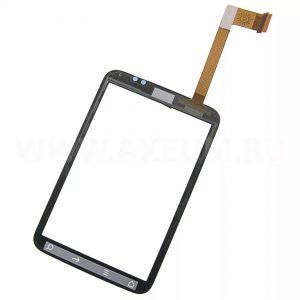 Тачскрин для HTC Wildfire S (A510E) rev.3 Черный