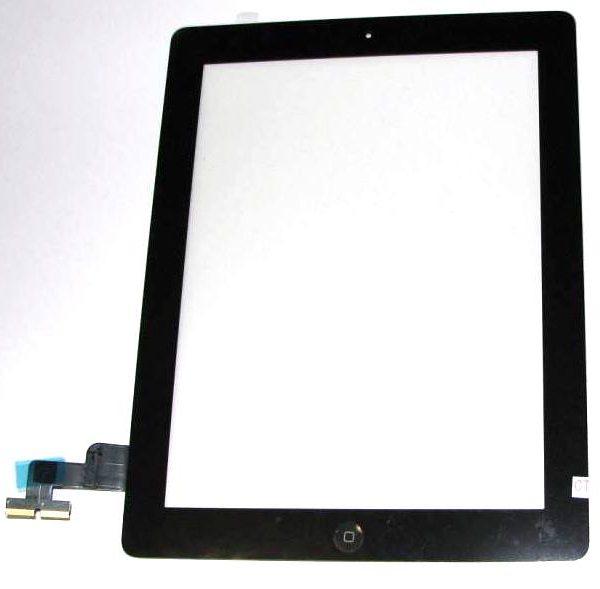 Тачскрин для iPad 2 Черный
