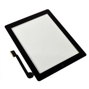 Тачскрин для iPad 3/4 Черный
