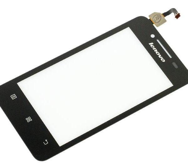 Тачскрин для Lenovo A319 Черный