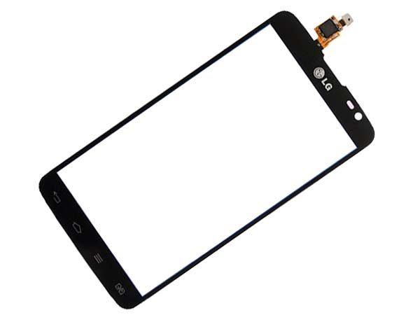 Тачскрин для LG D686 (G Pro Lite Dual) Черный