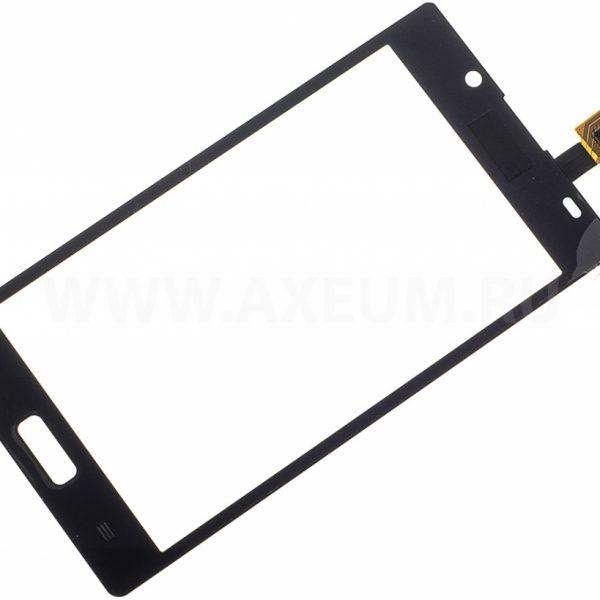 Тачскрин для LG P705 (Optimus L7) Черный