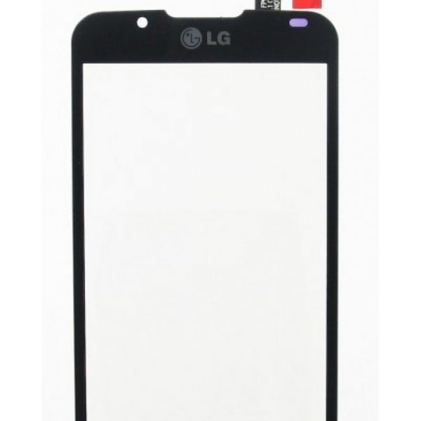 Тачскрин для LG P715 (L7 ll Dual) Черный
