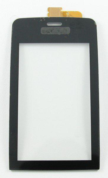 Тачскрин для Nokia 308/309/310 Черный