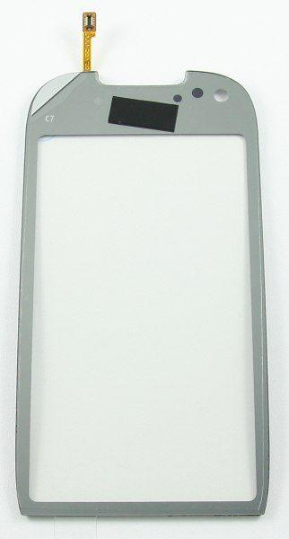 Тачскрин для Nokia C7-00 без рамки Черный