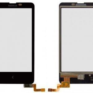 Тачскрин для Nokia X Dual (RM-980) Черный