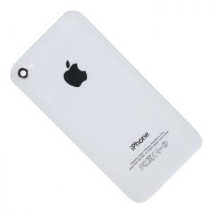 Задняя крышка для iPhone 4 Белая