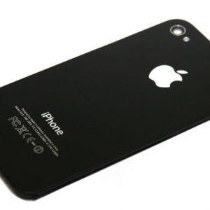 Задняя крышка для iPhone 4 Черная