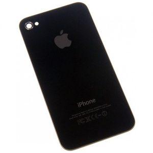 Задняя крышка для iPhone 4S Черная