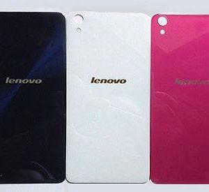 Задняя крышка для Lenovo S850 Белая
