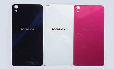 Задняя крышка для Lenovo S850 Черная