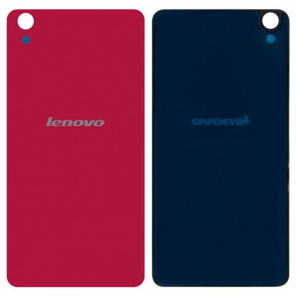 Задняя крышка для Lenovo S850 Красная