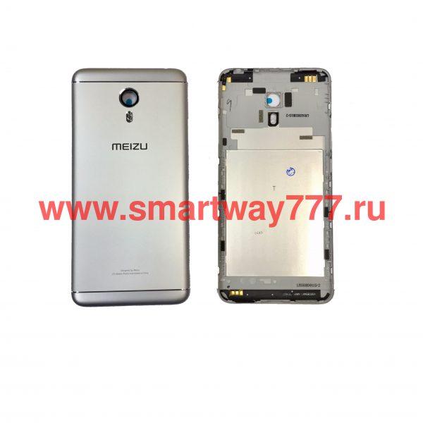 Задняя крышка для Meizu M3 Note Белая