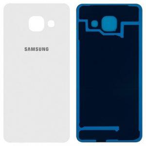 Задняя крышка для Samsung A310F (A3 2016) Белая