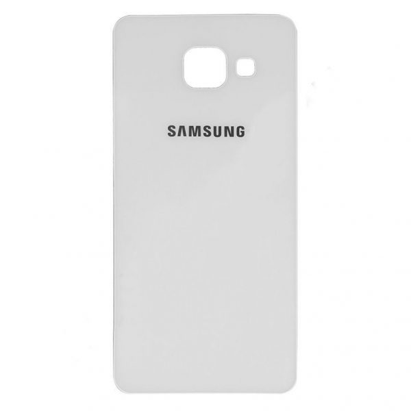 Задняя крышка для Samsung A510F (A5 2016) Белая