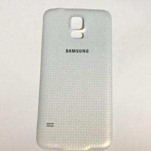 Задняя крышка для Samsung G900 (S5) Белая
