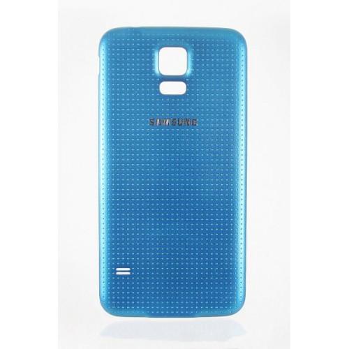 Задняя крышка для Samsung G900 (S5) Синяя