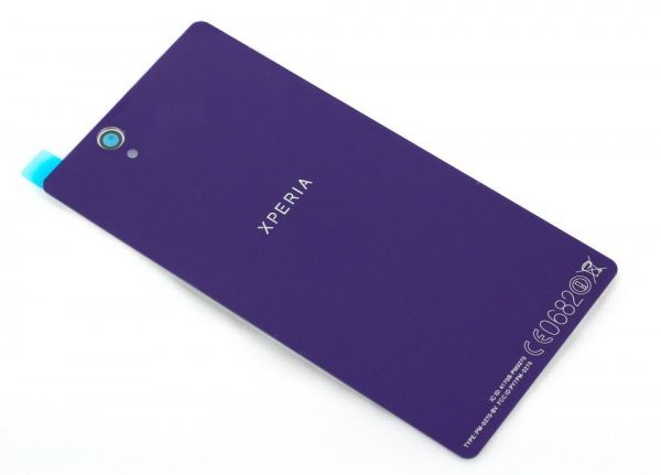 Задняя крышка для Sony C6603 (Z) Фиолетовая