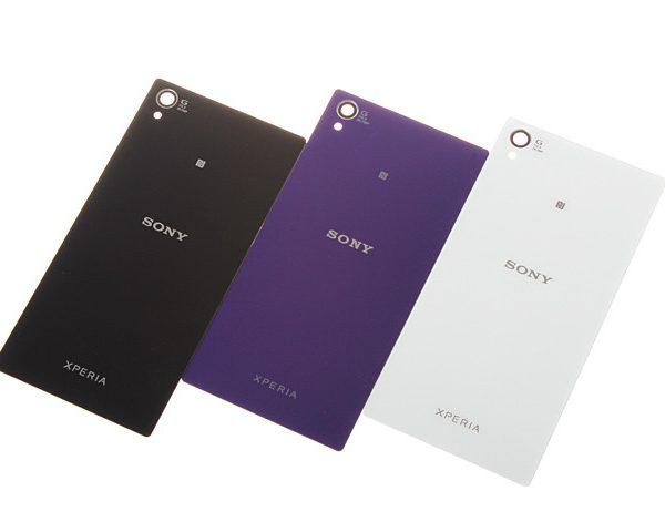 Задняя крышка для Sony C6903 (Z1) Черная