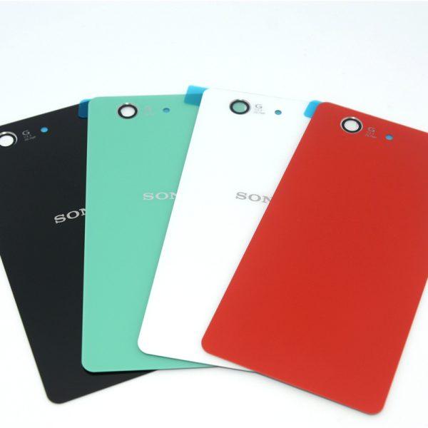 Задняя крышка для Sony D5803 (Z3 Compact) Зеленая