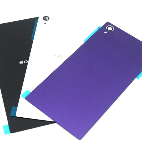 Задняя крышка для Sony D6503 (Z2) Фиолетовая