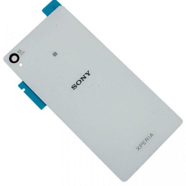 Задняя крышка для Sony D6603 (Z3) Белая