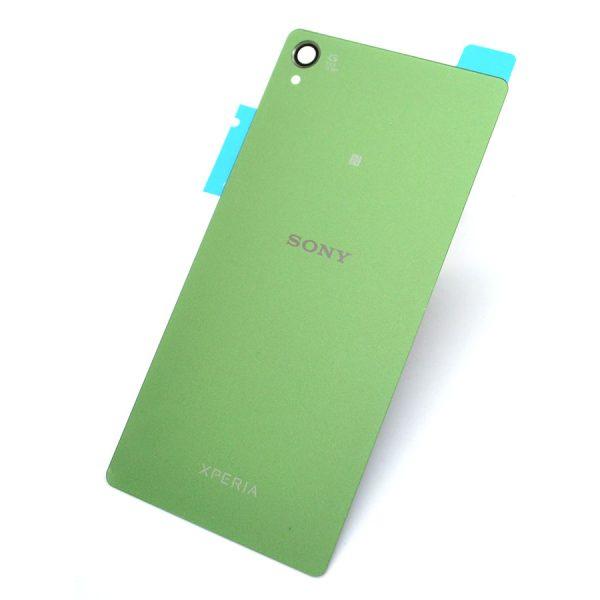 Задняя крышка для Sony D6603 (Z3) Зеленая