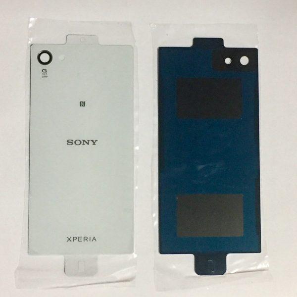 Задняя крышка для Sony E5823 (Z5 Compact) Белая