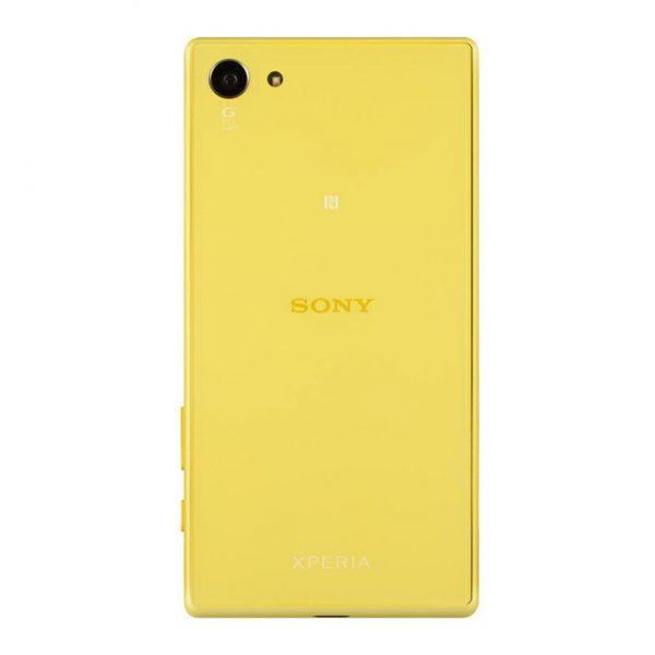 Задняя крышка для Sony E5823 (Z5 Compact) Желтая