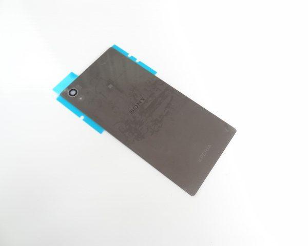 Задняя крышка для Sony Z5 (E6653)/Z5 Dual (E6683) Черная