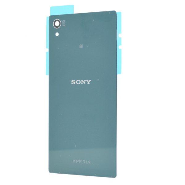 Задняя крышка для Sony Z5 (E6653)/Z5 Dual (E6683) Зеленая