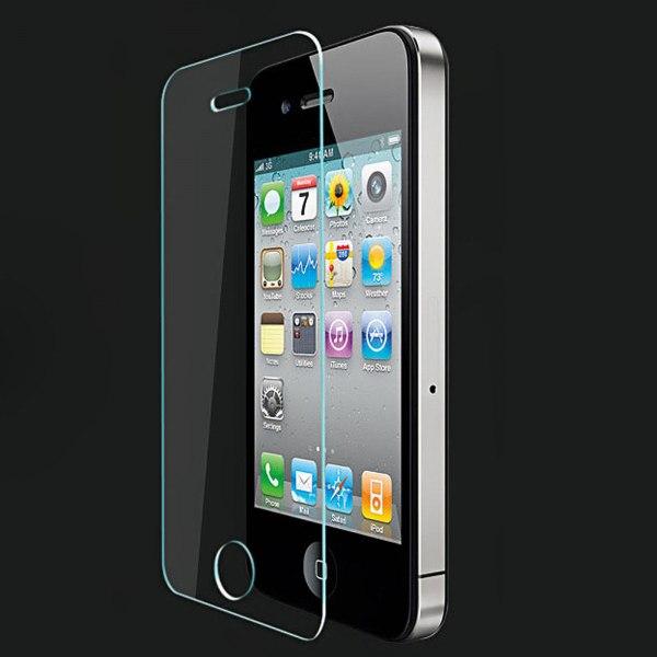 Защитное стекло для iPhone 4/4S (тех. упаковка)