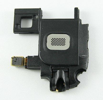 Звонок для Samsung i8190/i8200 в сборе с разъемом гарнитуры Черный