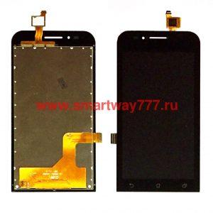 Дисплей для Asus ZenFone Go (ZC451TG) с тачскрином Черный