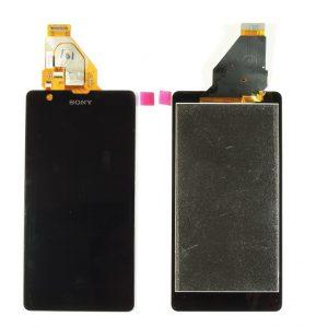 Дисплей для Sony C5502 (ZR) в сборе с тачскрином Черный
