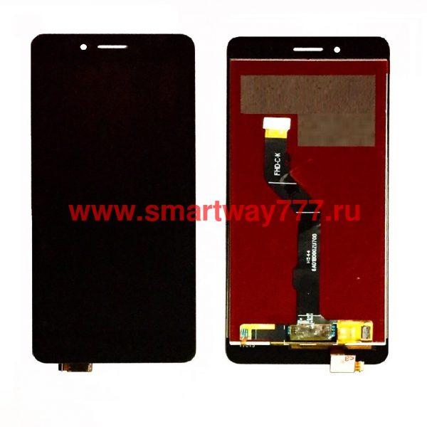 Дисплей для Huawei Honor 5X с тачскрином Черный