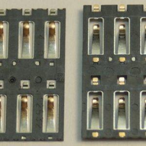 Контакты SIM для Nokia 925/800/900/920/301/301 Dual