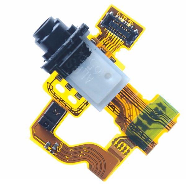 Шлейф для Sony D5803 (Z3 Compact) разъем гарнитуры/сенсор