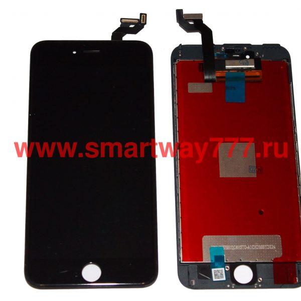 Дисплей для iPhone 6S Plus в сборе с тачскрином Черный