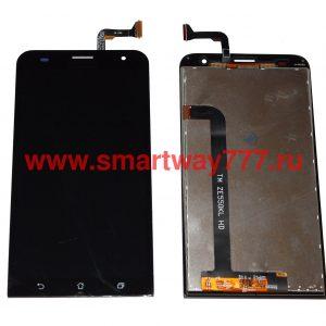 Дисплей для Asus ZenFone 2 (ZE550KL) с тачскрином Черный
