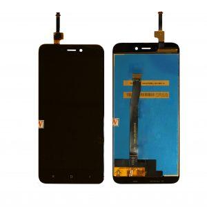 Дисплей для Xiaomi Redmi 4X с тачскрином Черный