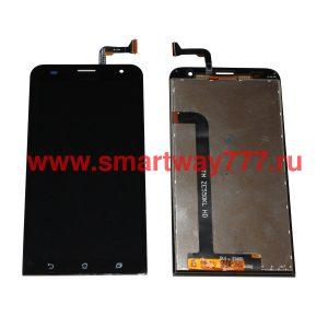 Дисплей для Asus ZenFone 2 (ZE500CL) с тачскрином Черный