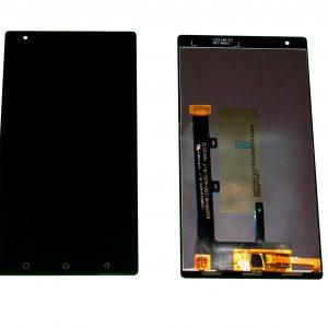 Дисплей для Lenovo Vibe X3 в сборе с тачскрином Черный