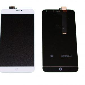 Дисплей для Meizu MX4 в сборе с тачскрином Белый